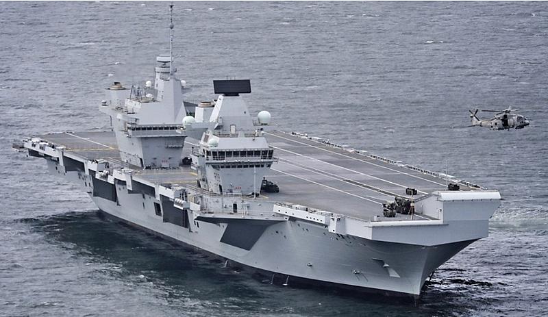 Britain is entering a new era as a major sea power