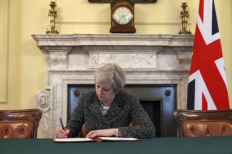 The Prime Minister has made her choice and now we must get on with it