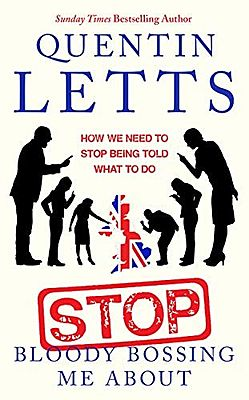 Quentin Letts book