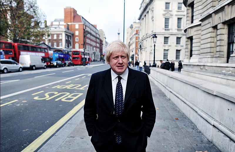 On Boris....