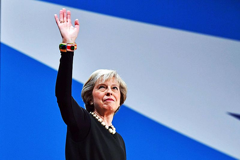 How Theresa May can relaunch her leadership