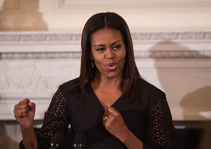 Book Review: 'Chasing Light: Michelle Obama Through the Lens of a White House'