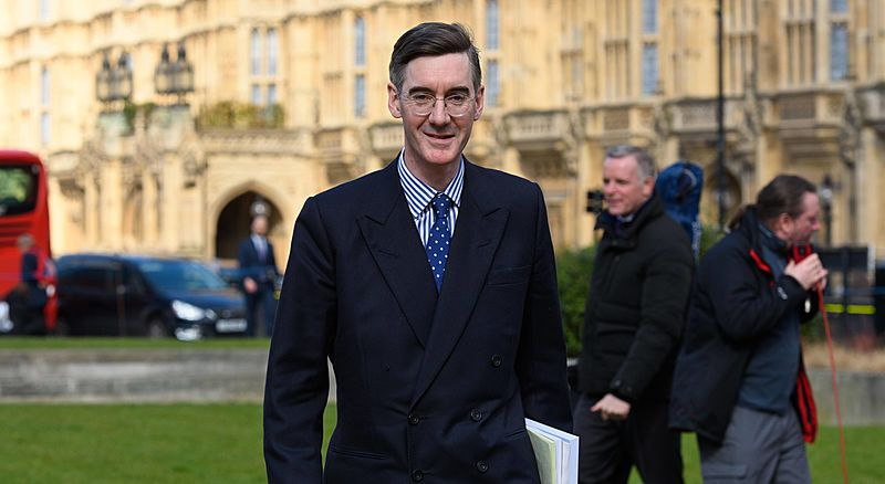 Jacob Rees-Mogg has helped Theresa May in her quest for a consensus on Brexit