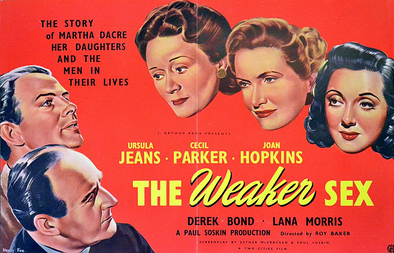 Lost Classics: post-war stoicism in 1948's The Weaker Sex