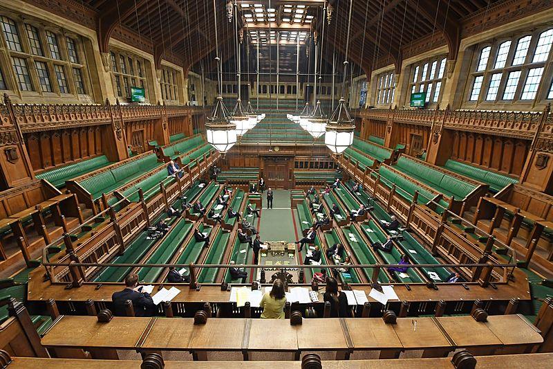 Social Distanced Parliament