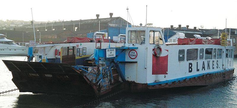 The Floating Bridge