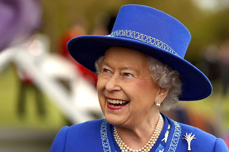 The Queen has done us proud – again